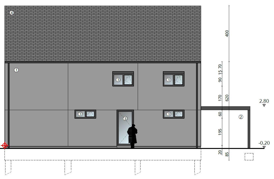 Nieuw Project: Staalbouwwoning te Erpe-Mere